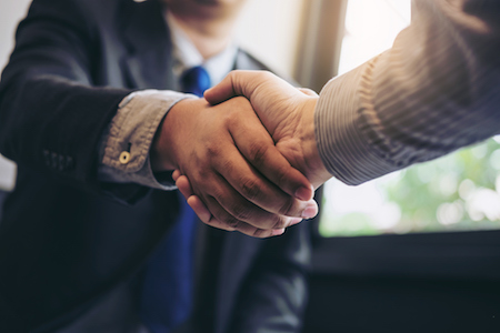 Making an agreement with a divorce lawyer